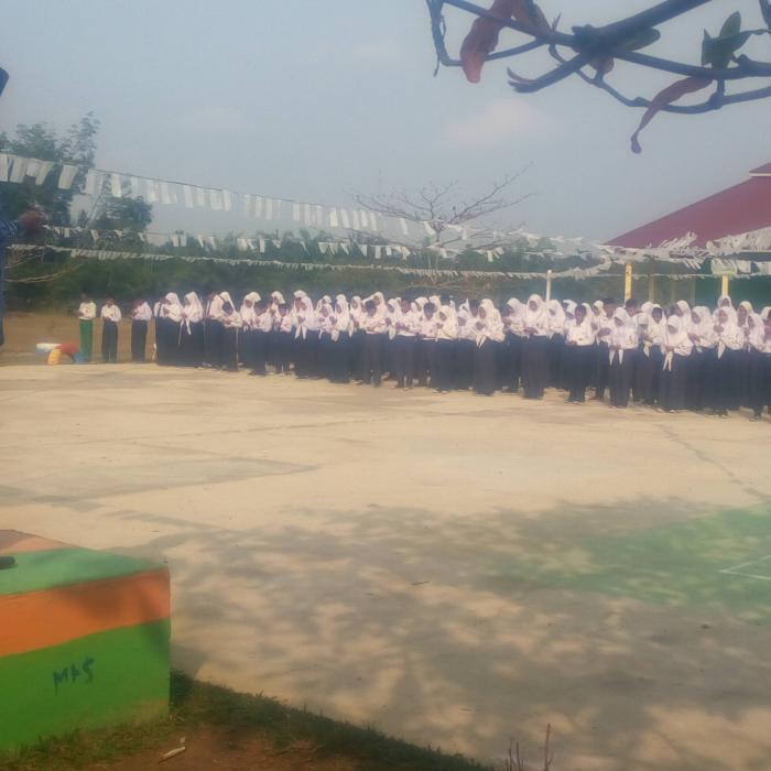 Masa Pendaftaran Presiden dan Wakil OSIS MTs Negeri 7 Batanghari